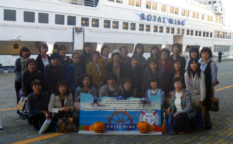 横浜港ランチクルーズと町並み散策ツアー